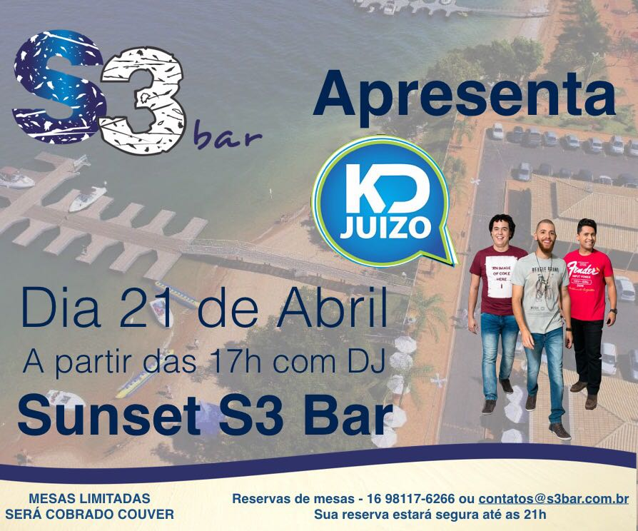 Sunset S3 Bar
