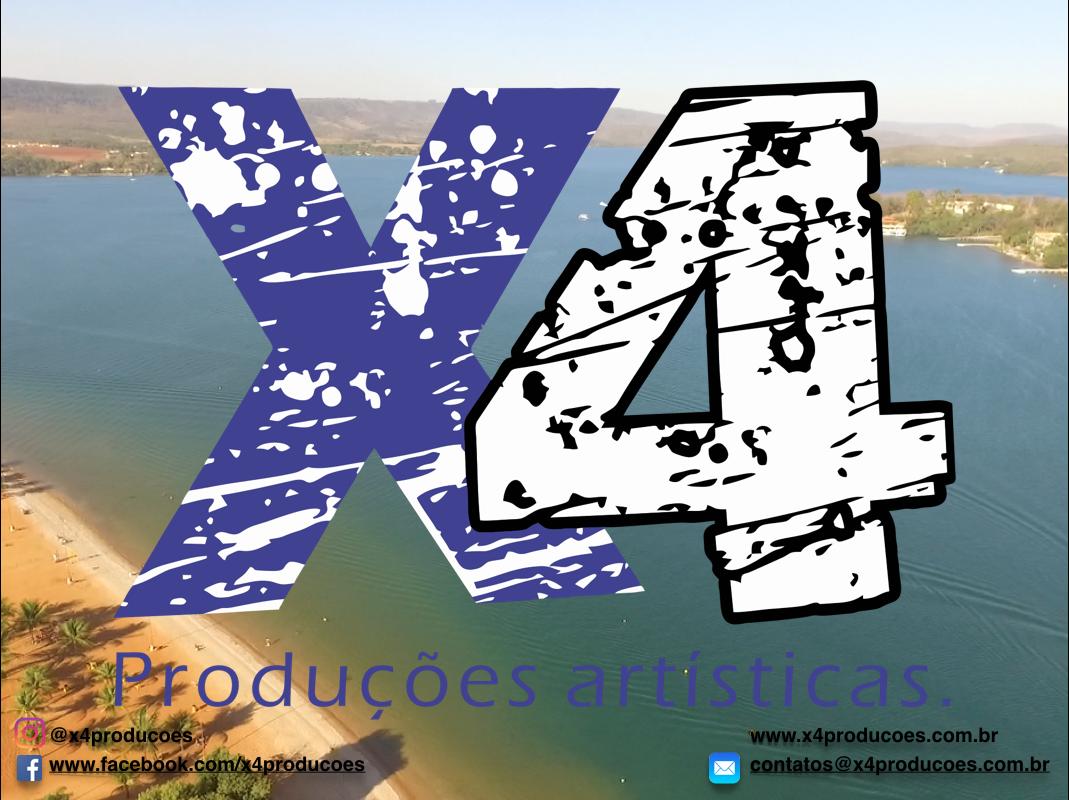 Eventos do S3 Bar é com a X4 Produções Artísticas